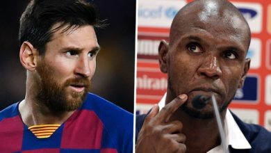 Messi vs Abidal